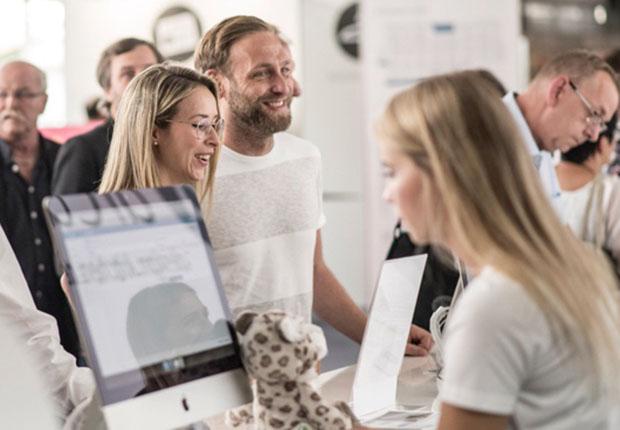Die Veranstaltung der area30, design. kitchen. technics, 2018 mit Showroom-Premiere: größer, attraktiver, internationaler. (Foto: trendfairs GmbH)