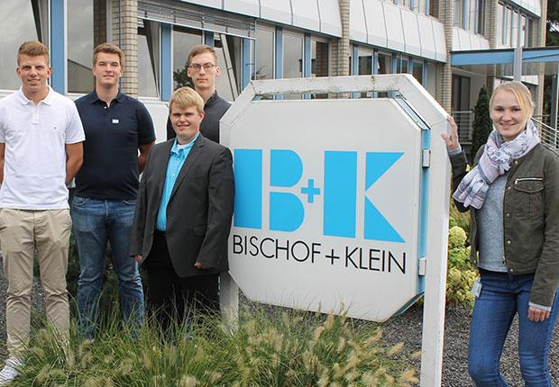 Bischof + Klein – IHK ehrt ehemalige Azubis