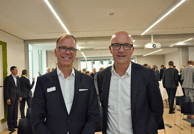 Business Breakfast bei Heupel Architekten