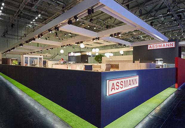 ASSMANN mit neuem Markenauftritt auf ORGATEC