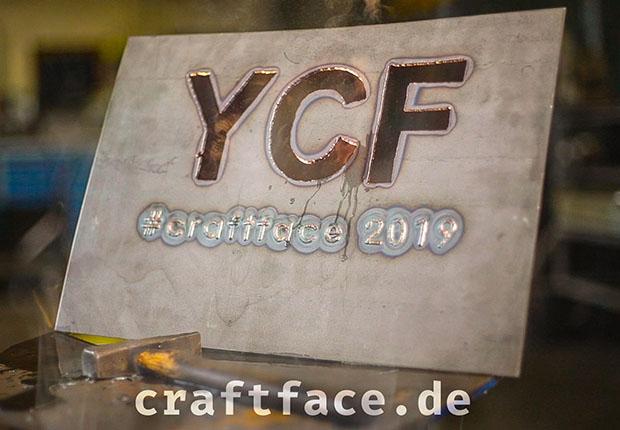Handwerks-Kampagne wirbt um das craftface 2019