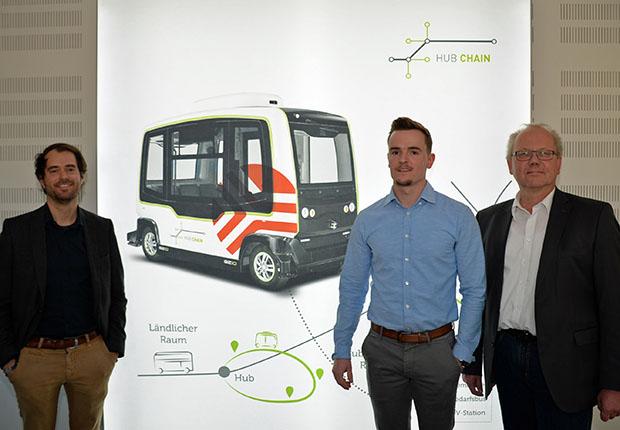Projekt Hub Chain nimmt Fahrt auf