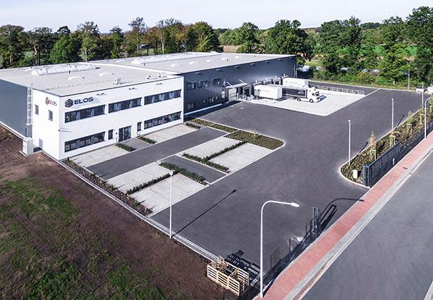 ELOS optimiert Logistik und Sortiment an Hygieneartikeln in Bramsche