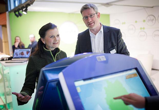 Ems-Achse Projekt bekommt 318.000 Euro Förderung