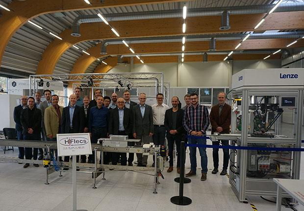 Wissenschaftler entwickeln Grundlage für neuen Industrie-Funk-Standard