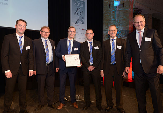 HARTING Applied Technologies gewinnt Excellence in Production