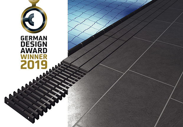 "emco Bau ist bei dem German Design Award 2019 der Sieger in der Kategorie ""Building and Elements"". (Bild: emco Bau)"