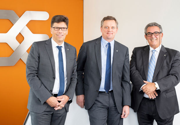 Weidmüller erwartet für 2018 zweistelliges Umsatzwachstum