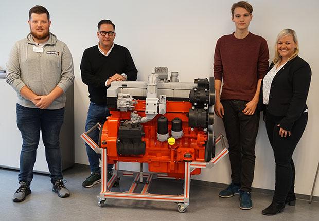 Schmitz Cargobull unterstützt Experiencing Europe