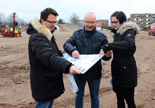 Mindener Stadtwerke planen eigenes Verwaltungsgebäude