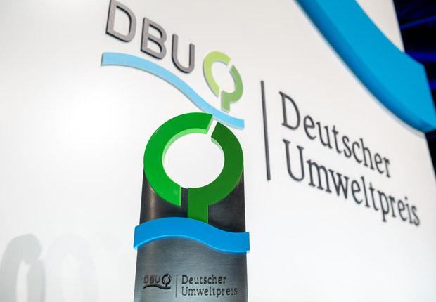 Suche nach Träger vom Deutschen Umweltpreis 2019