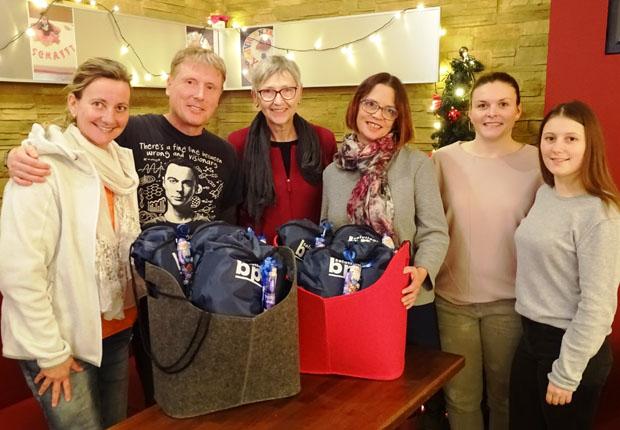 Spenden statt Schenken – bpi for kids