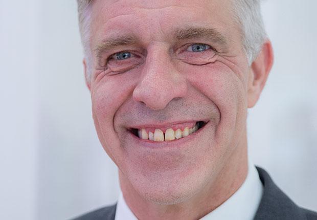 Uwe Gräff folgt zum 1. Januar 2019 Dr. Frank Brode als neuer Vorstand Neue Technologien & Qualität. (Foto: HARTING)