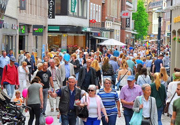WFM: Ein Novum in Münsters City zur Stärkung des Handels