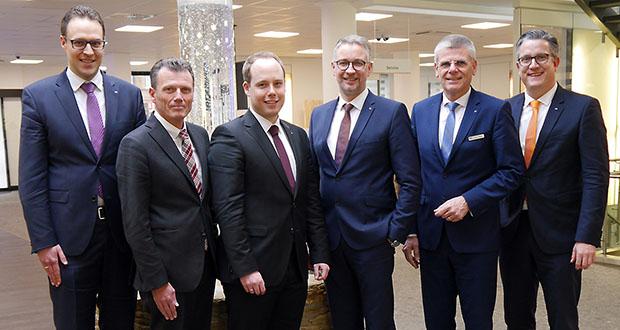 Volksbank Halle bleibt auf Wachstumskurs