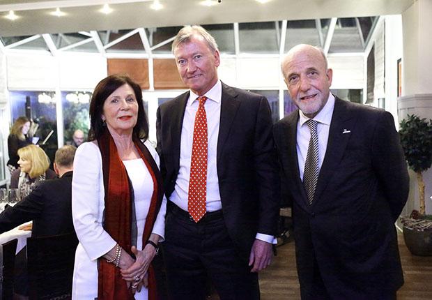 Westfalen Gruppe: Reiner Ropohl verabschiedet