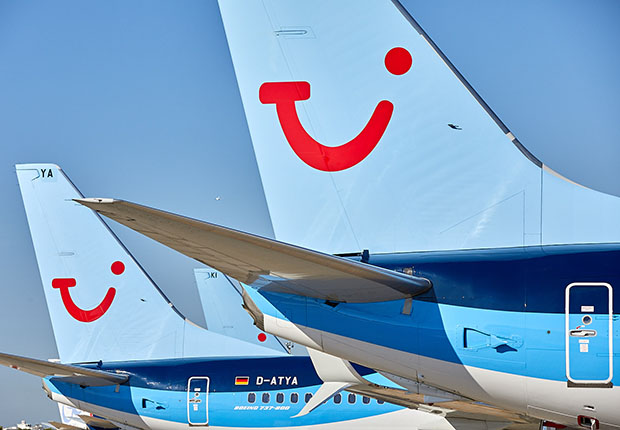 TUI fly baut Angebote am PAD aus. (Foto: TUI fly)