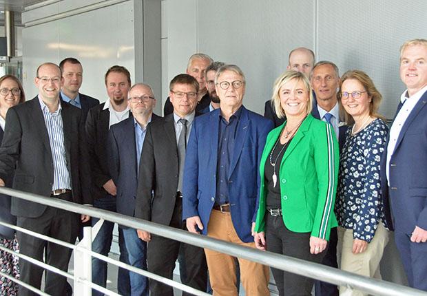 Digitalisierungstreffen der Münsterland-Jobcenter am FMO