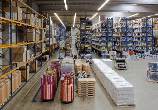 Für das Berghegger-Konsignationslager entwickelte TRANSDATA eine kundenorientierte Lösung, bis hin zur SAP-Schnittstelle. (Foto: Berghegger)