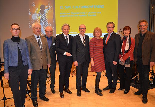12. OWL-Kulturkonferenz in Paderborn