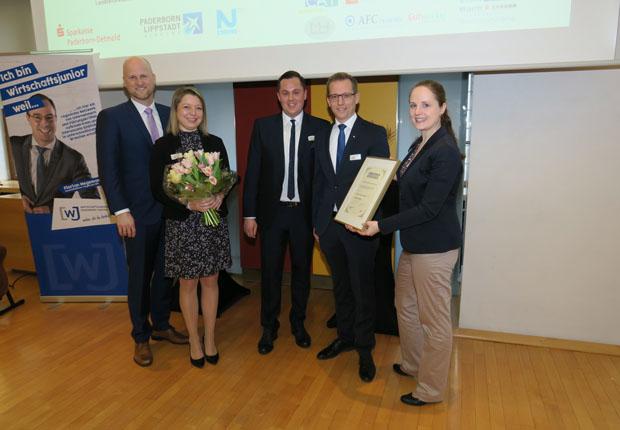 Wirtschaftsjunioren Paderborn + Höxter: Jahresempfang