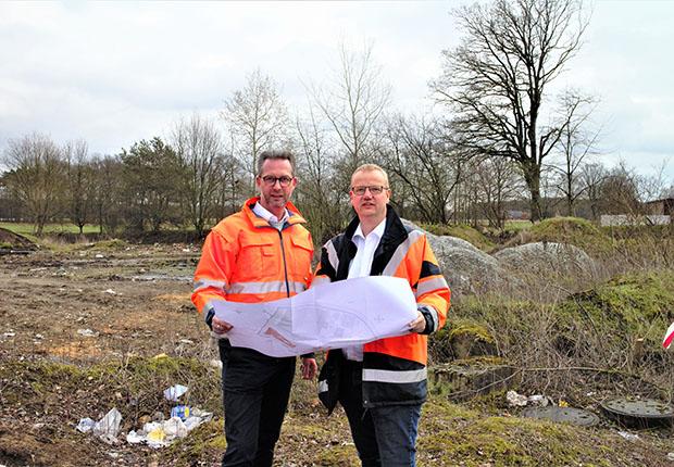Grumbach baut Vorbehandlungsanlage für Gewerbeabfälle