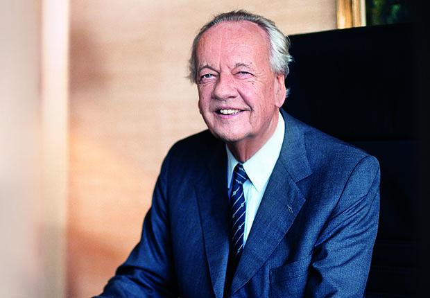 75. Geburtstag von Dr. h. c. August Oetker am 17. März 2019
