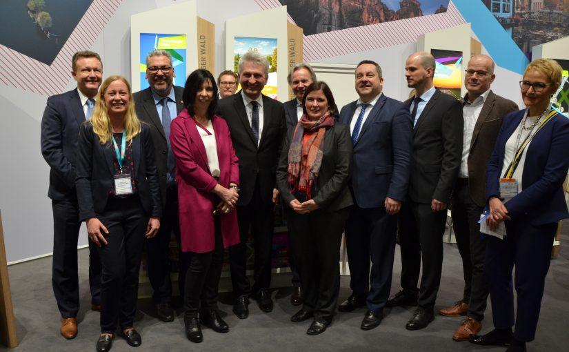 Urlaubsregion Teutoburger Wald präsentiert sich auf der ITB in Berlin