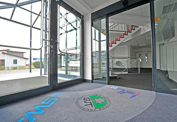 TFI – Institut für Bodensysteme mit neuem Empfangsambiente