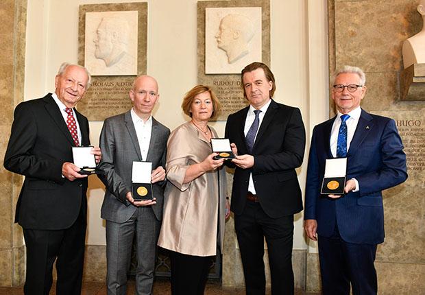 Innovationspreis: Die Dieselmedaille 2019