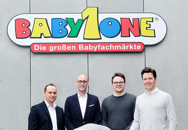 Größte deutsche Babymarktkette kooperiert mit Start-up Bonavi