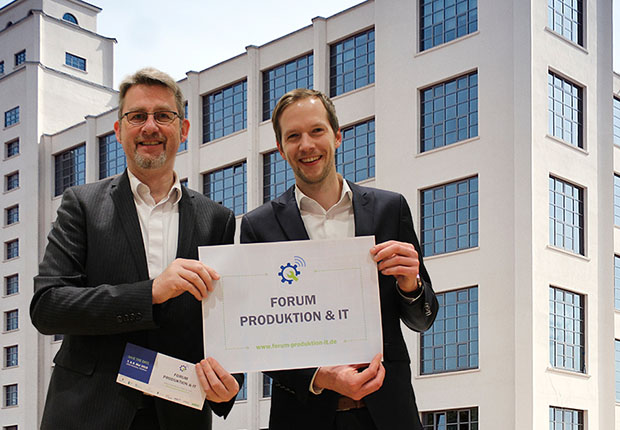 Forum Produktion & IT – Produktion und IT Hand in Hand