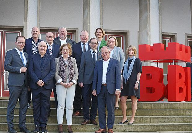 Jahresversammlung von Verkehrsverein Bielefeld und Bielefeld Marketing