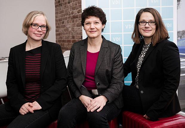 Mehr Verantwortung für Frauen in Forschung & Entwicklung!