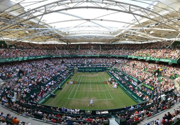 ASSMANN Büromöbel Sponsor des ATP Tennisturnieres GERRY WEBER OPEN