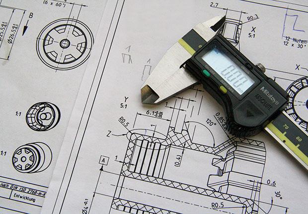 Orderminus von 10 Prozent im ersten Quartal für den Maschinenbau. (Foto: Anyusha/ pixabay)