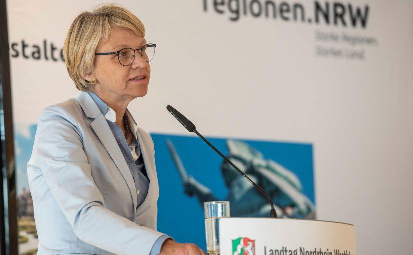 Münsterland e.V. diskutiert mit Politik, Wirtschaft und Gesellschaft