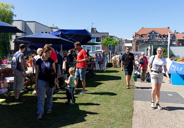 business:city Rheine nachhaltig unterwegs