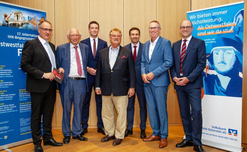 Wirtschaftspolitischer Abend der Volksbank Bielefeld-Gütersloh