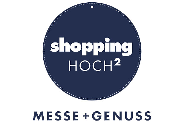 shopping HOCH2 Logo. (Foto: Messe Ostwestfalen GmbH)