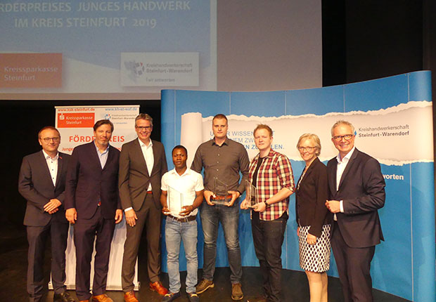 Sieger beim Förderpreis Junges Handwerk stehen fest