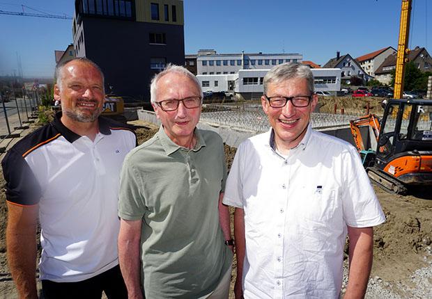 Schröder & Partner bauen Arbeitsplätze der Zukunft