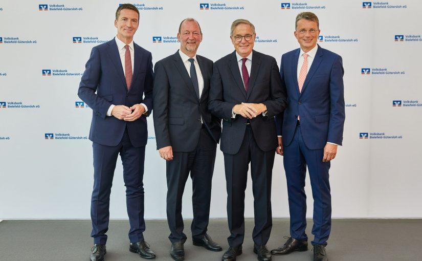 Volksbank-Chef Thomas Sterthoff in den Ruhestand verabschiedet