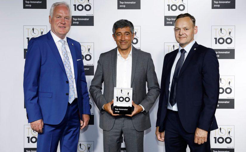 Auszeichnung: STÜER Maschinenbau gehört zu den TOP 100