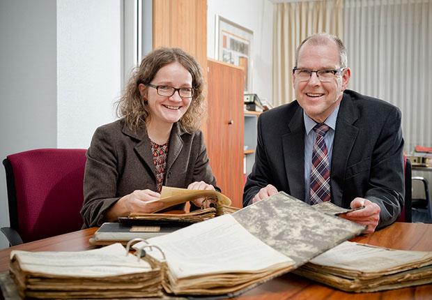"""Historikerin sucht """"Schätze"""" in mittelständischen Unternehmen"""