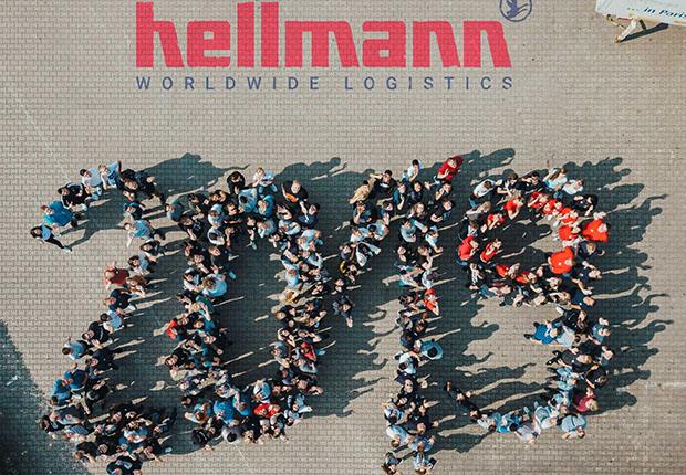 Hellmann übertrifft auch 2019 die eigenen Azubi-Rekord-Zahlen