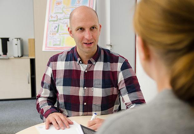 Start-Up trifft Mentor – MentorenNetz der IHK Nord Westfalen
