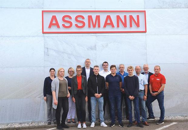 ASSMANN: Mitarbeiter sind der wichtigste Erfolgsfaktor!