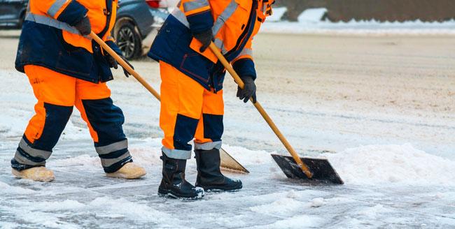 Winterdienst – schon im Frühherbst mit der Planung beginnen