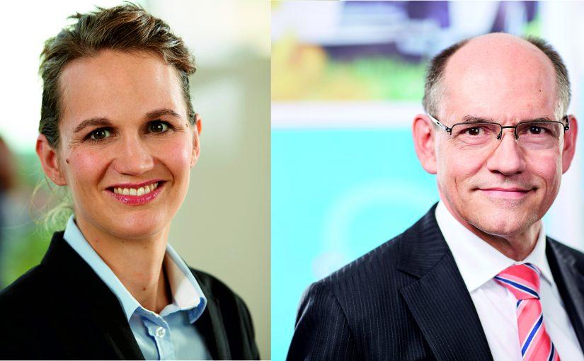 Anna Weßling und Arnold Gehlen führen WESSLING Group